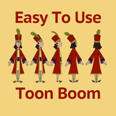 Easy To Use - Toon Boom Edition