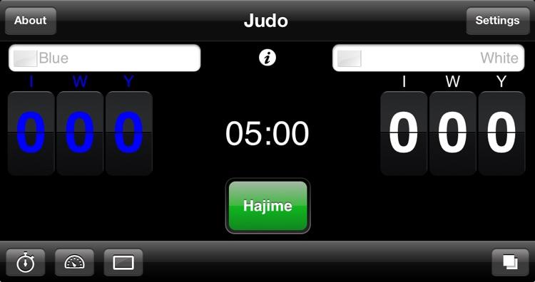 Judo screenshot-1