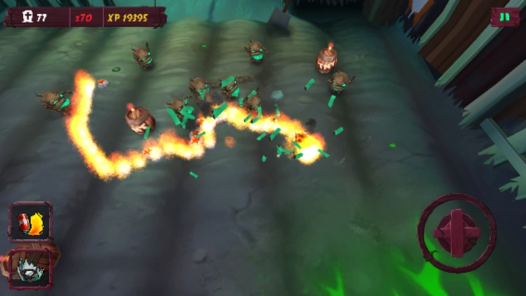 Zombie Potatoes screenshot-3