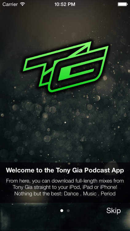 Tony Gia Podcast