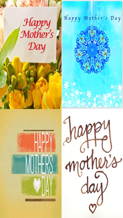 Mother's day card. Customize and send mother's day greeting cards!