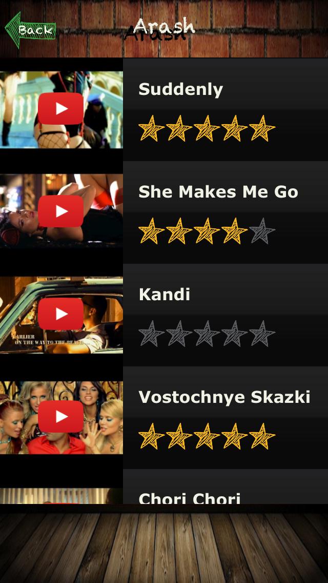 iPersia Singers (khanandeha) screenshot four