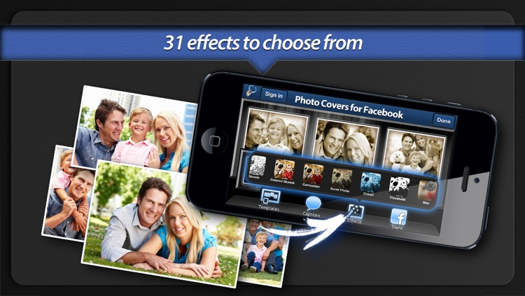 Photo Covers for Facebook: Timeline Editor screenshot-3