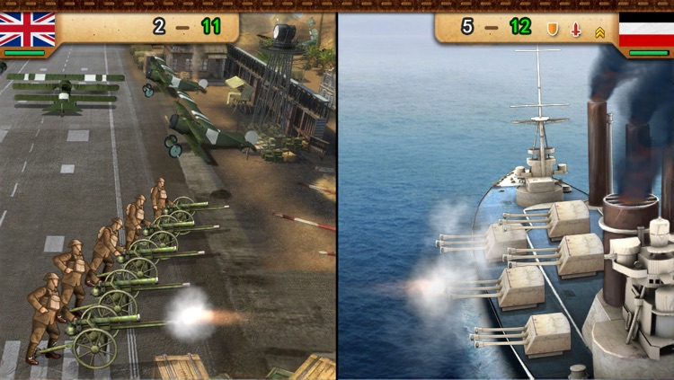 European War 3 Free screenshot-4