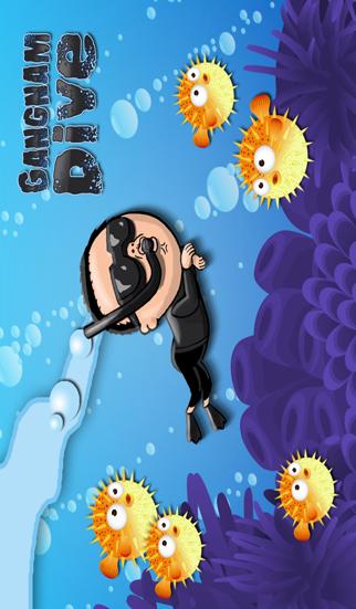 A Gangnam Dive - Pro Diving Gameのおすすめ画像1