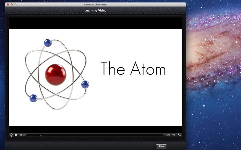 Learning Chemistry screenshot 4
