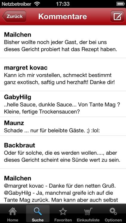 60.000 Rezepte von Kochmeister screenshot-4