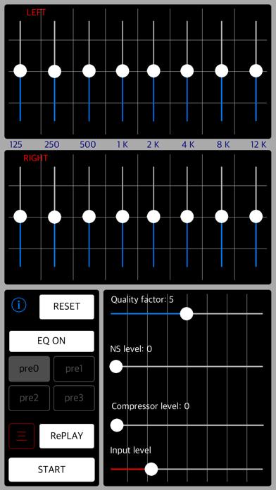 Listening Tuner - 聴き耳... screenshot1