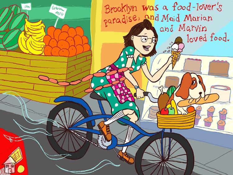 Maid Marian Muffins Children's Book screenshot-3