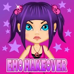 Dress Up Emo Girl Makeover By Coolgames Studio B V