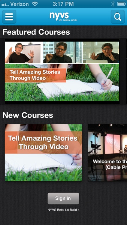 NYVS - Learn to Make Amazing Videos!