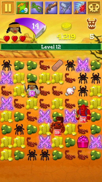 Scurvy Scallywags screenshot-3