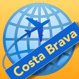 Costa Brava Travelmapp