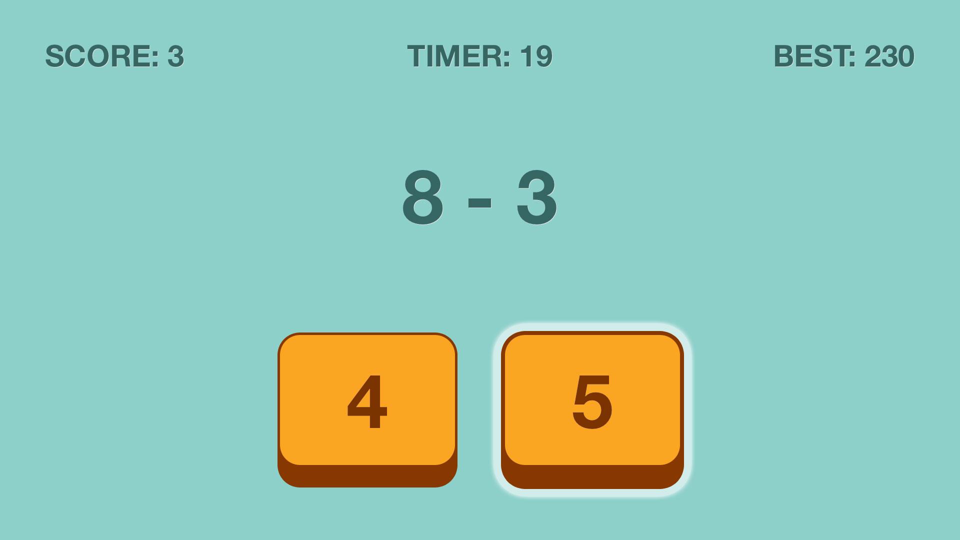 Add Up Fast Math Puzzles screenshot 5
