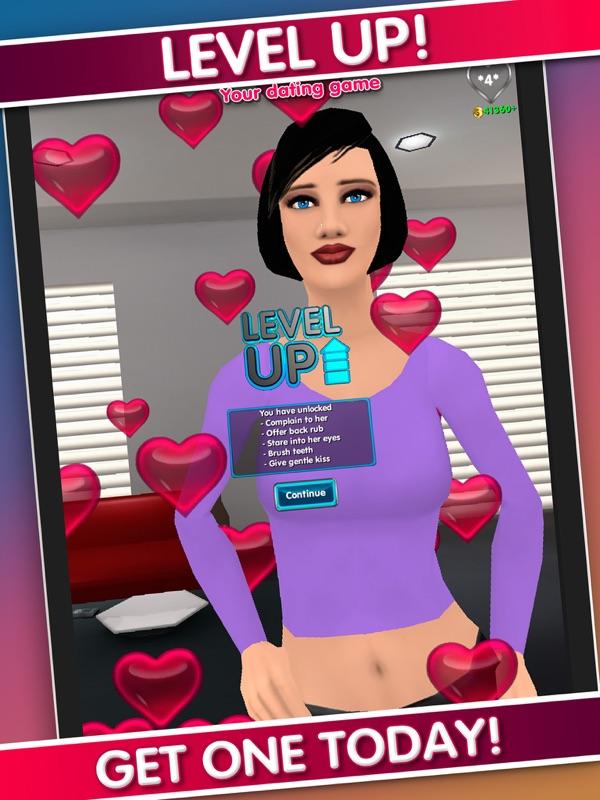 Online 3D dating simulointi