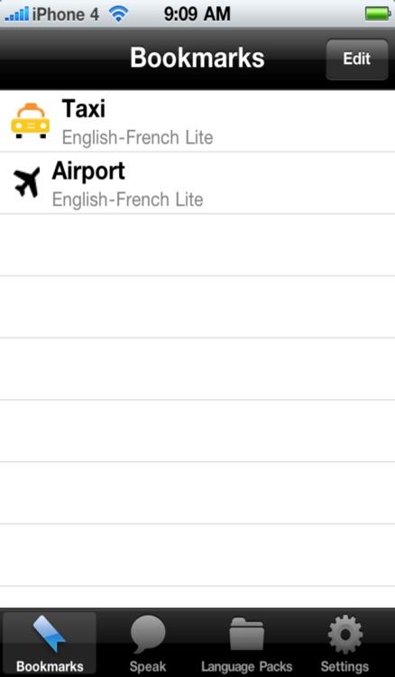 English to Japanese Voice Talking Translator Phrasebook EchoMobi Travel Speak LITE screenshot-3