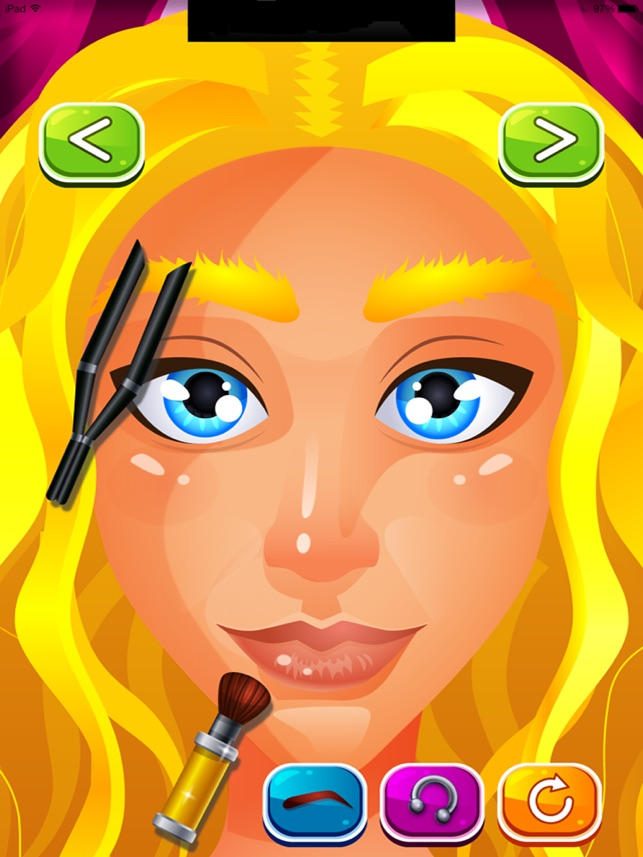 A+ Eyebrow Makeover FREE- Fun Beauty Game for Boys and Girls