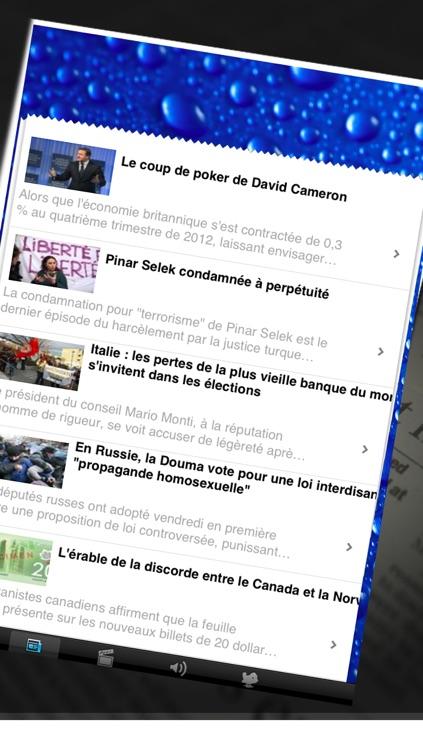 Journaux francais screenshot-3