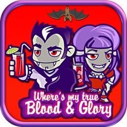 Where's my true Blood & Glory - Doctor X flows blood to Van Helsing Dracula