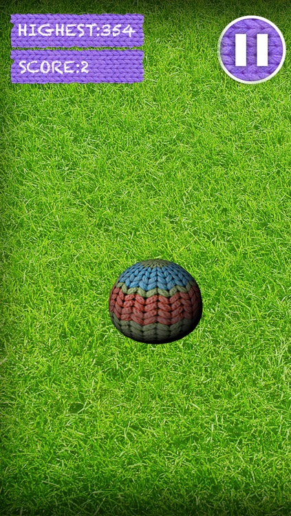 3D Hacky-Sack Finger Juggling Game for Free - By Super Fun