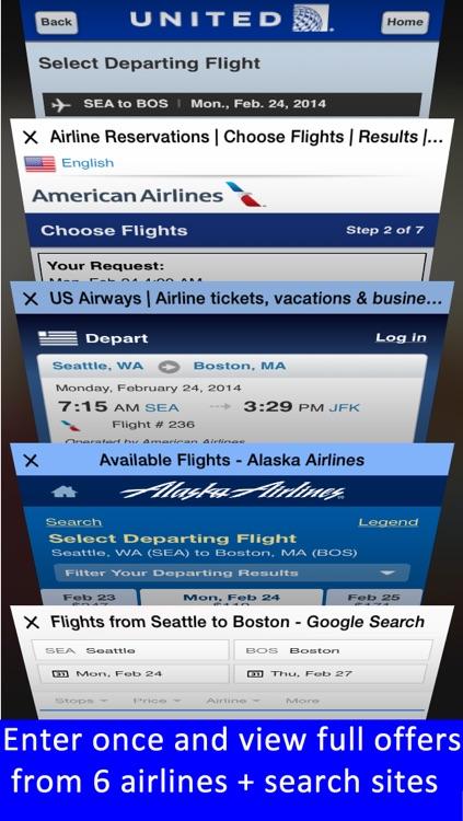 Baltimore Washington Airport BWI - Flight Tracker screenshot-4