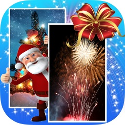 Animated Winter Wallpapers: Best Christmas Background Diy New Year Screen