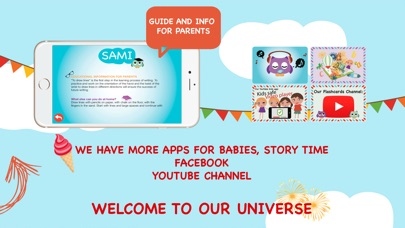 Screenshot #8 for Sami Apps - Kids Education Apps