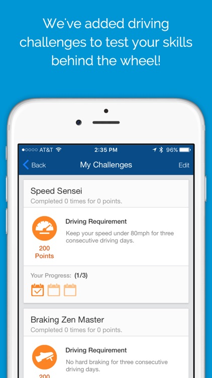 Drivewise® Mobile by Allstate screenshot-3