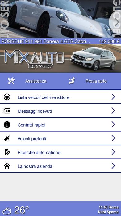 Screenshot of Mixauto1