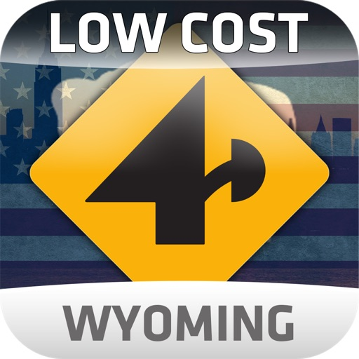 Nav4D Wyoming @ LOW COST icon