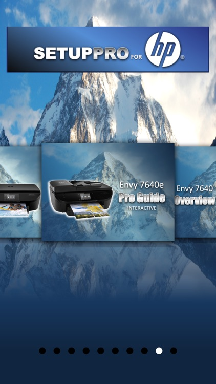 Setup Pro for HP Envy 4500, 5500, 5600 & 7600 Series screenshot-4