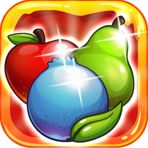 Amazing Fruits: Sweet Mania Game icon
