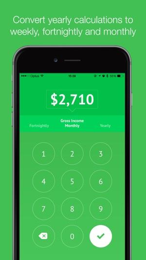 australia pay calculator