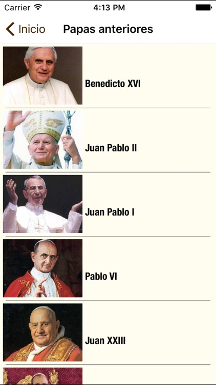 El Papa y mi Fe screenshot-2