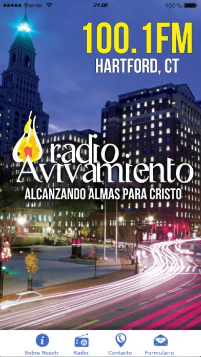 Radio Avivamiento screenshot one