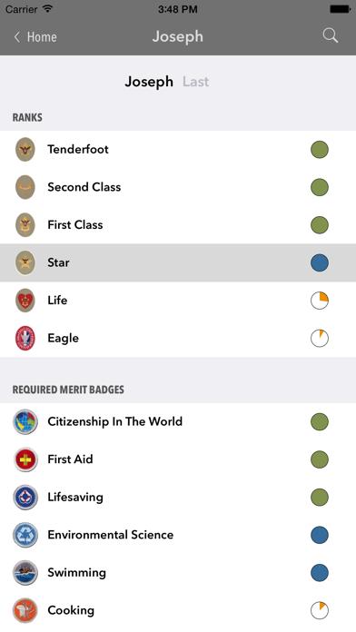 Scout Champ screenshot two