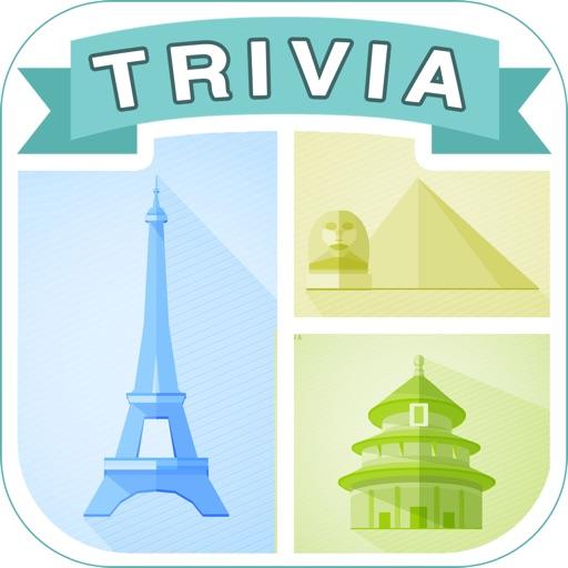 Trivia Quest™ Landmarks - trivia questions