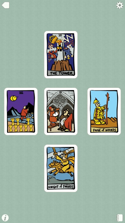 Ator Tarot screenshot-4