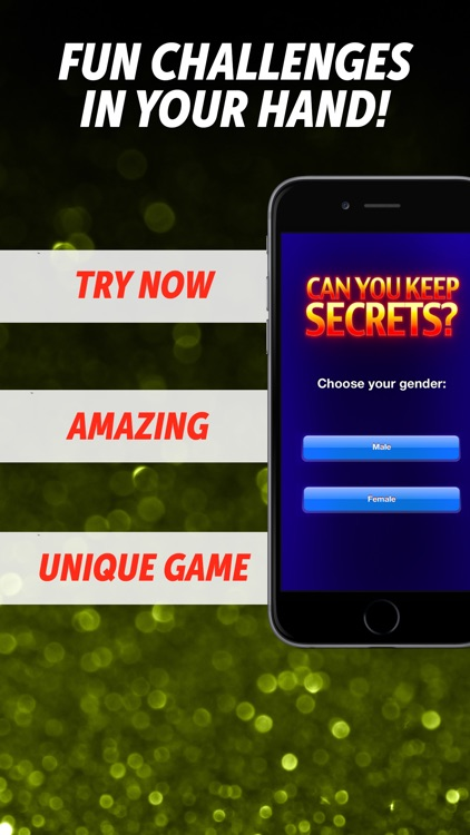 Can you keep secrets? QUIZ