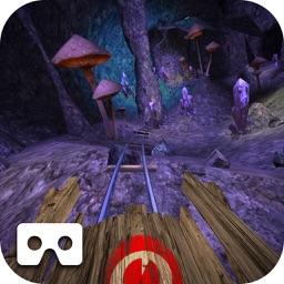 VR Roller Coaster - CaveDepths