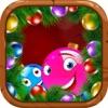 クリスマスボール - 少年少女のための無料のパズルバブルシューティングゲーム佐賀ゲーム