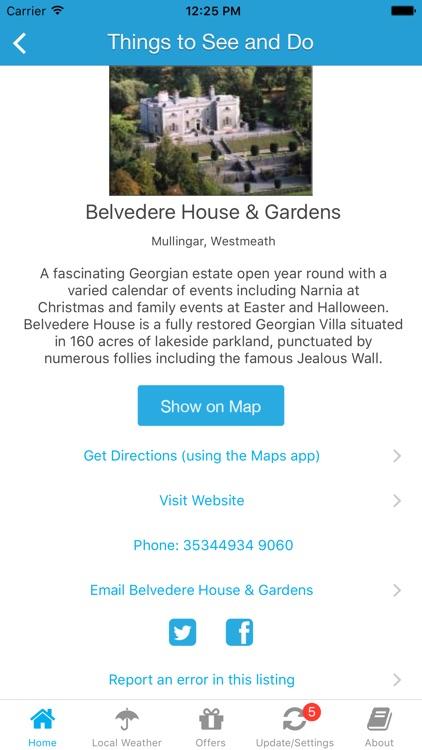 Mullingar App - Local Business & Travel Guide screenshot-3