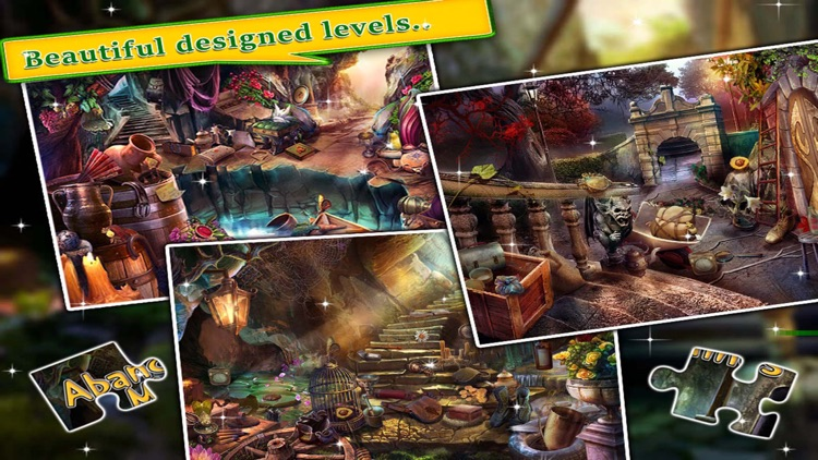 Abandoned Mines - Hidden Objects games for kids and adults screenshot-4