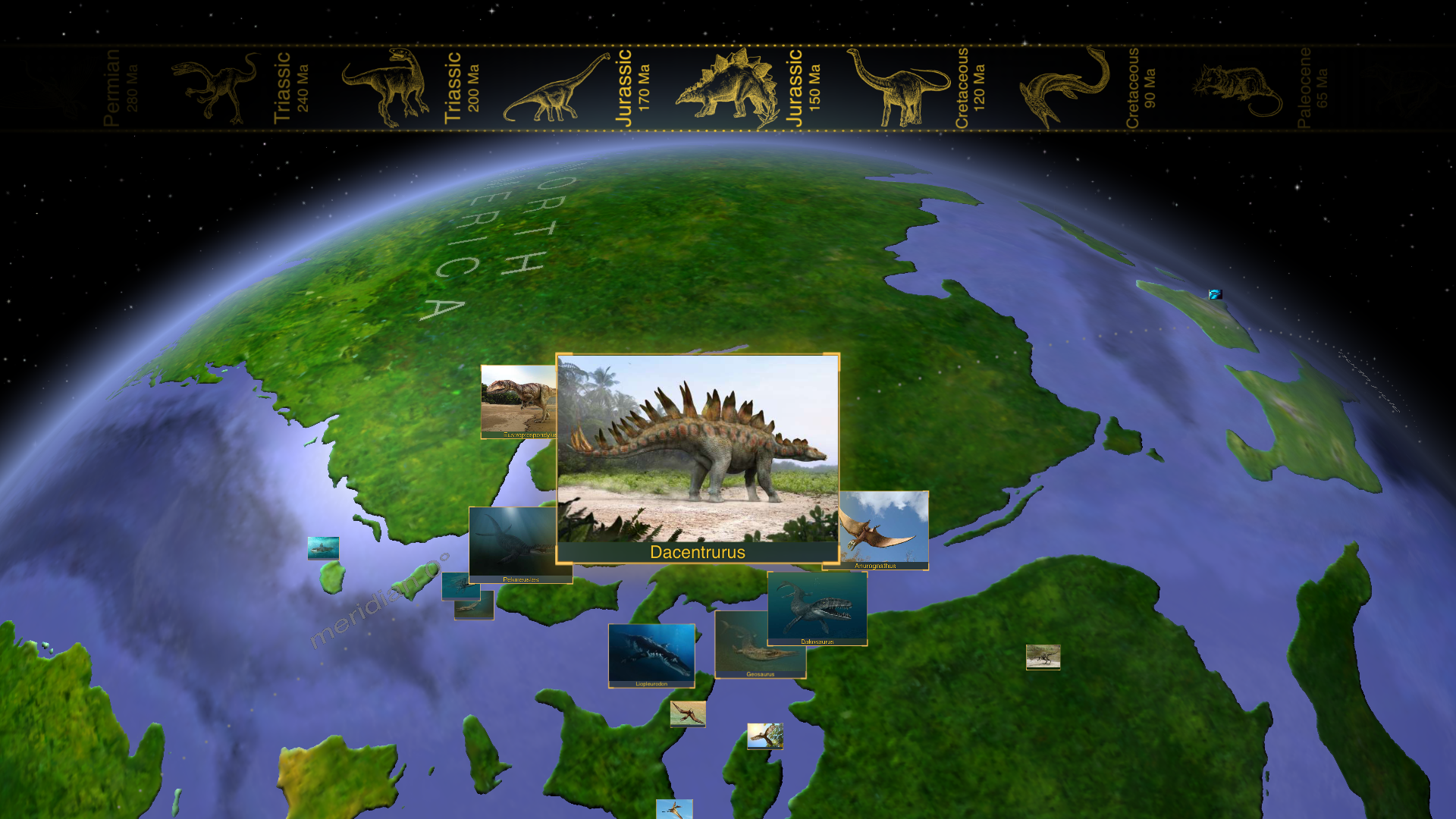 Dino Walk - Your World History screenshot 11