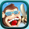 Banana Island - a timid monkey rush collect wealth to defend kingdom - iPhoneアプリ