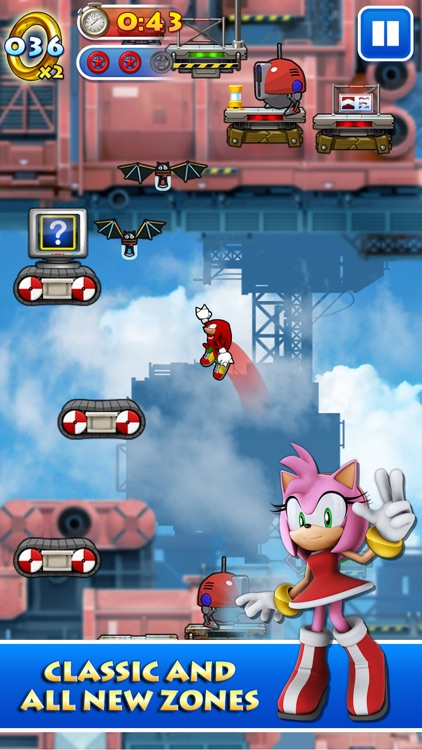 Sonic Jump™ screenshot-2