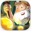 黄金矿工:经典挖金矿休闲小游戏 免费益智策略游戏