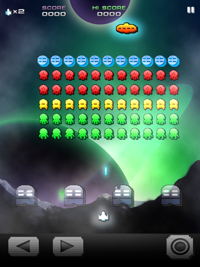 Space Inversion Screenshot