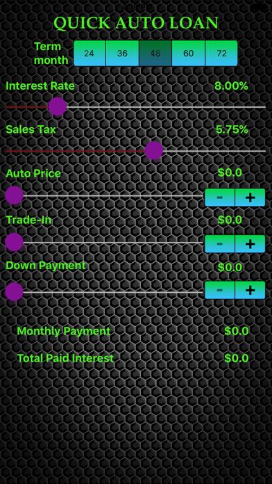 Quick Auto Loan screenshot two