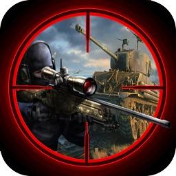 Sniper War Assault : extreme
